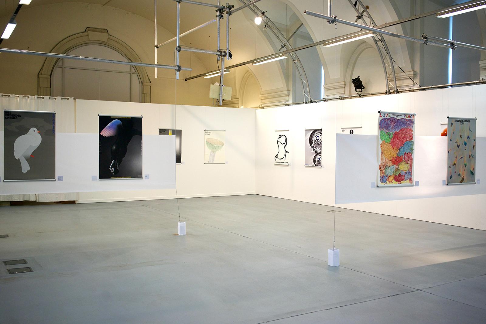 「ヒロシマ・アピールズ」ポスター展、ヨーロッパを巡回  Hiroshima Appeals Posters Exhibition in Europe[2020.6.4更新]