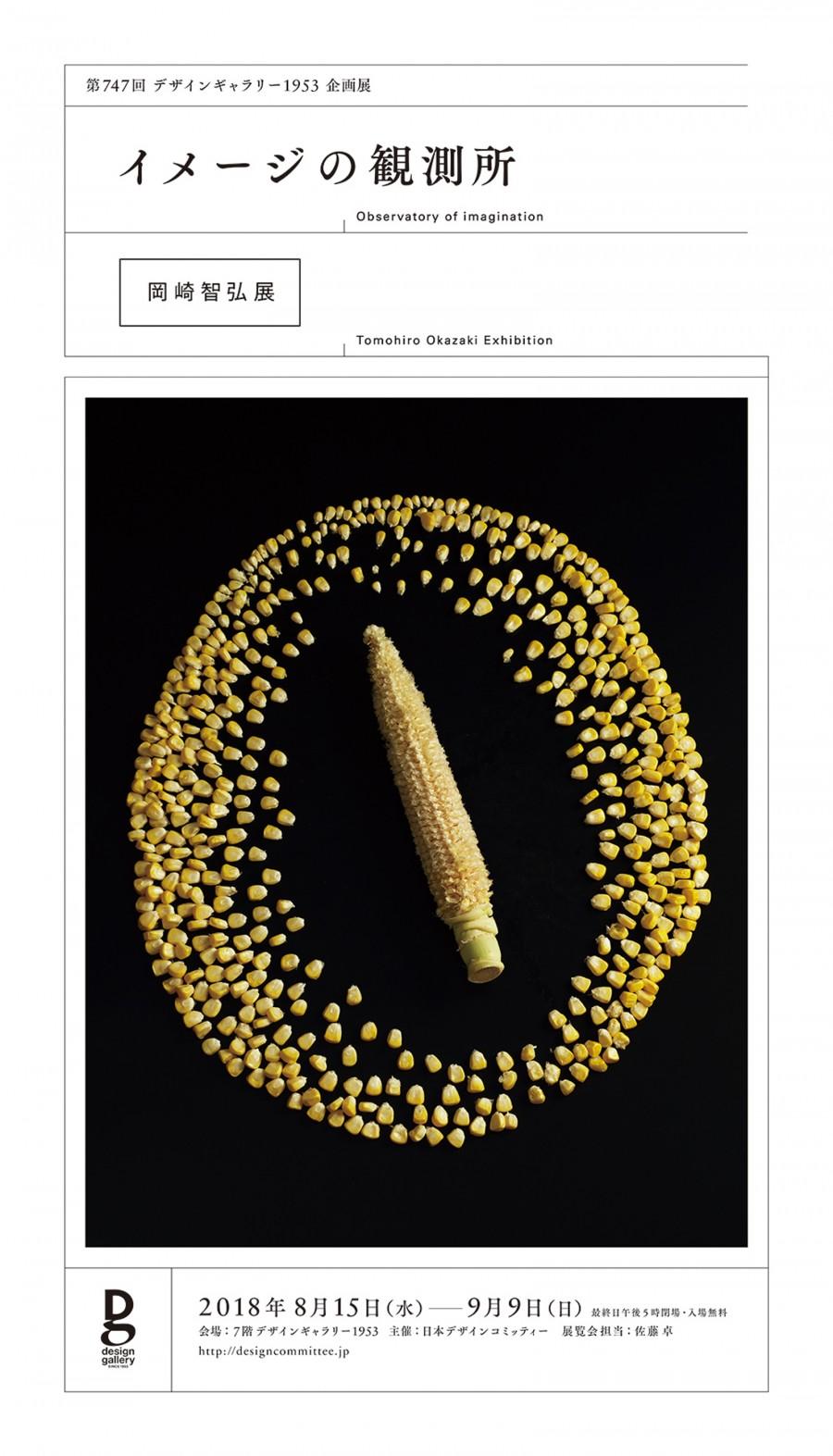 The Exhibition 'Observatory of Imagination' | Tomohiro Okazaki