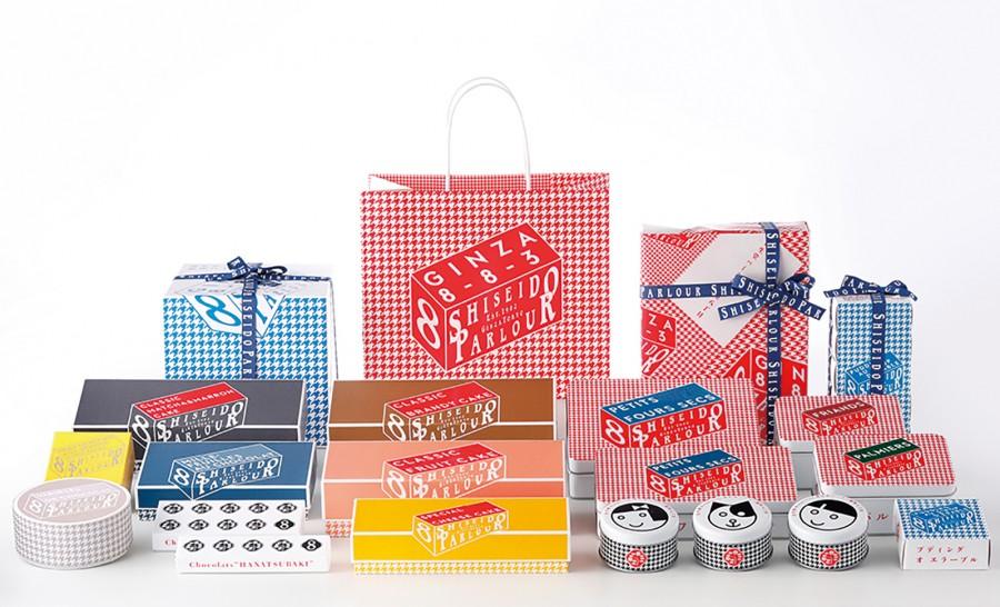 資生堂パーラー銀座本店限定商品 2019 | 仲條正義