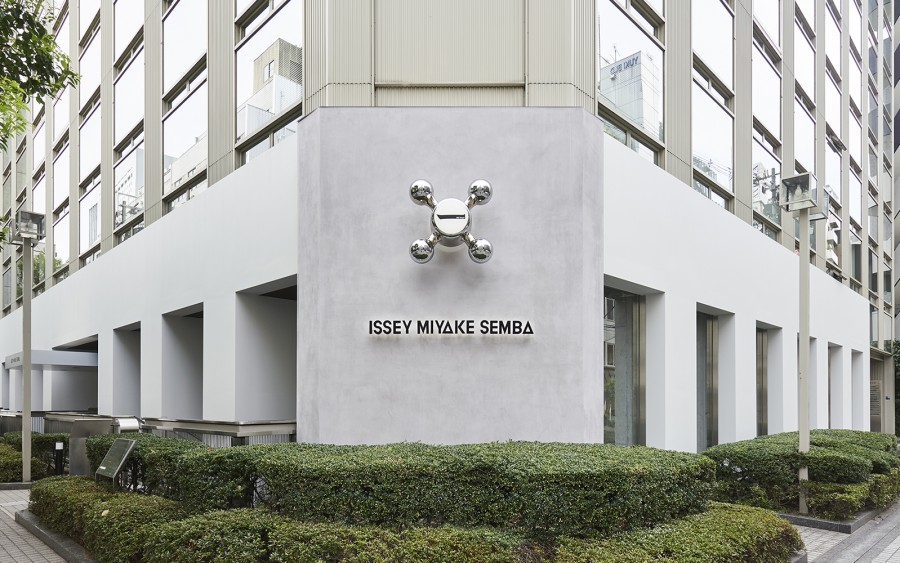 Issey Miyake Semba | Shingo Noma