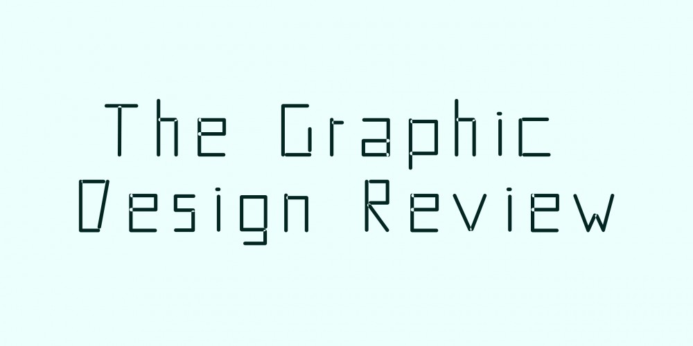 The Graphic Design Review グラフィックデザイン・レヴュー