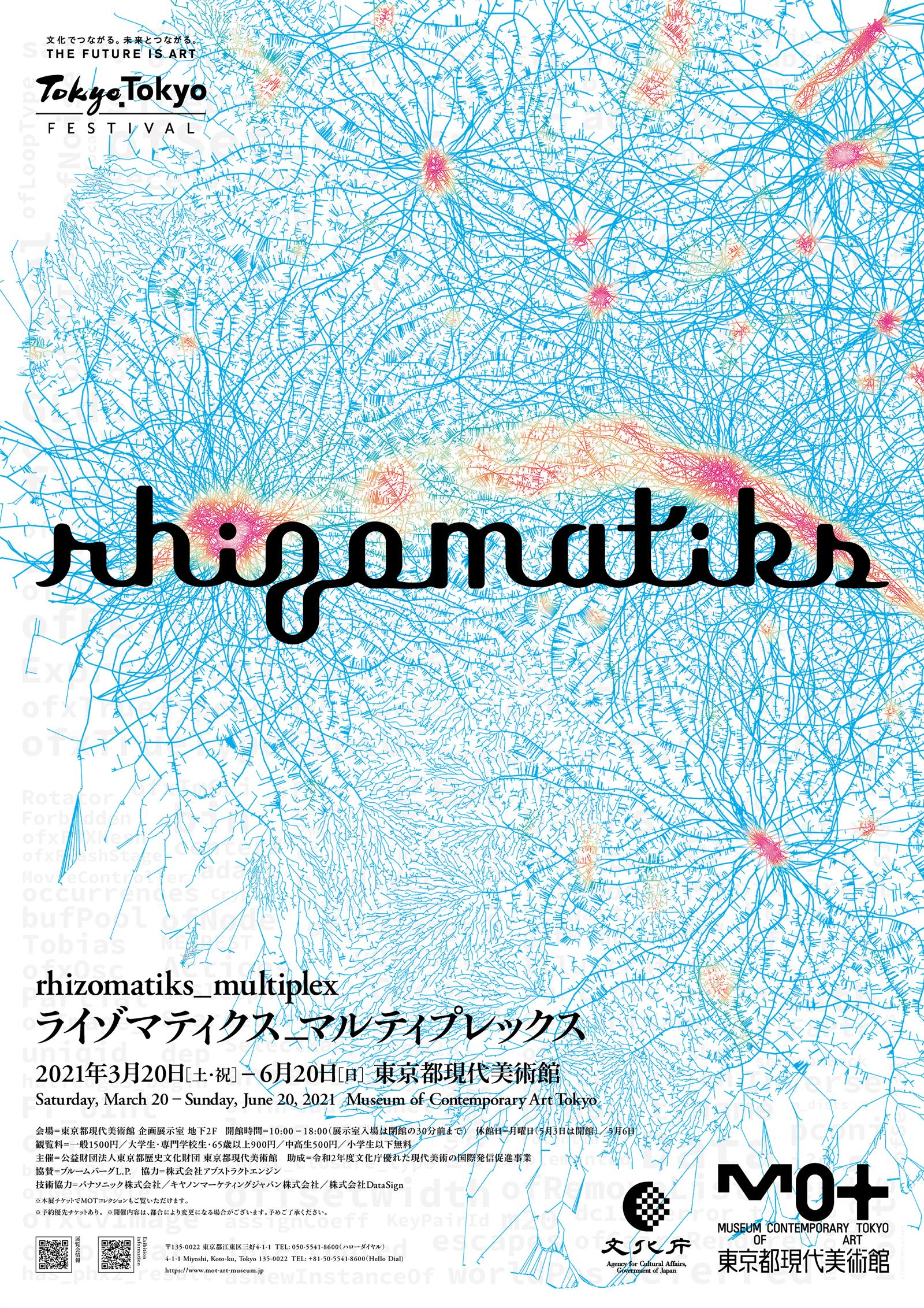 ライゾマティクス_マルティプレックス(木村浩康ほか)