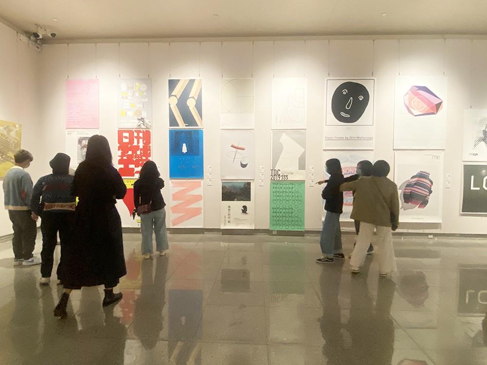 「日本のグラフィックデザイン2020」ポスター作品 中国巡回